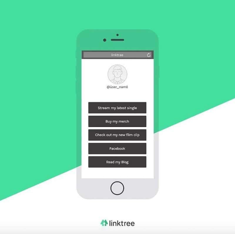 instagram: bio efficace